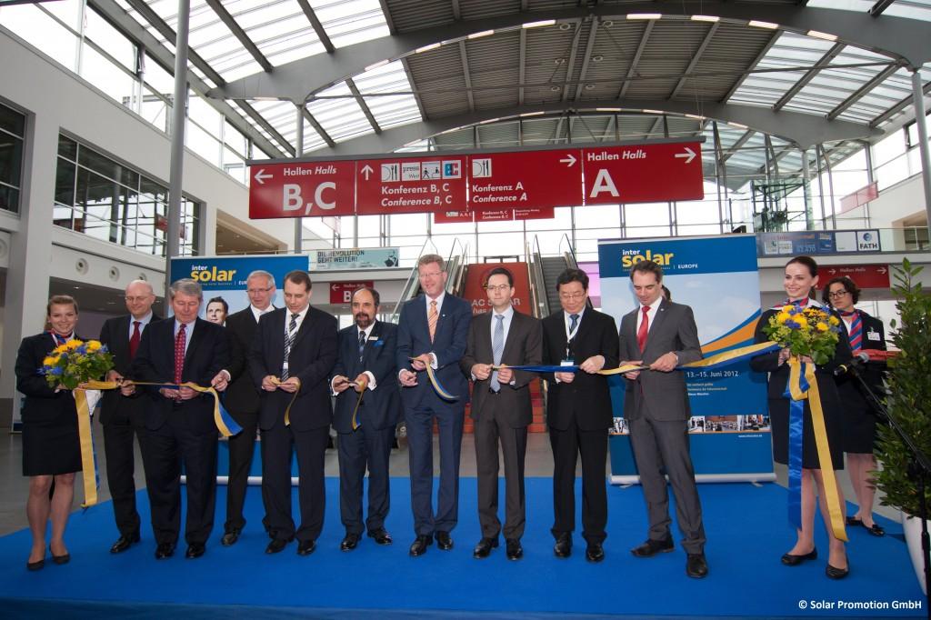 Intersolar Europe Eröffnung_Opening
