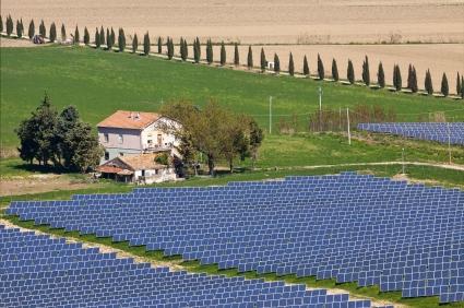 Erneuerbare Energien Strom Conto Energia
