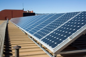 Solaranlage Oktober Megawatt