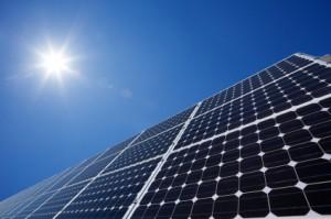Verschattung von Solarmodulen
