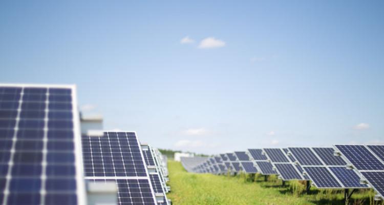 Nur 75 MW Photovoltaik-Zubau im Oktober