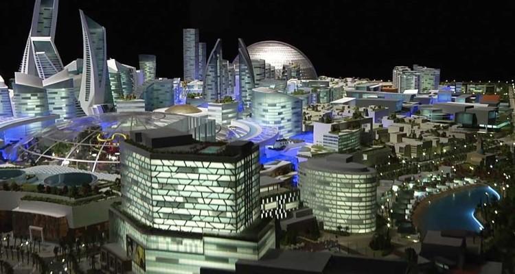 Dubai plant Stadt mit 100 Prozent Erneuerbare-Energien-Versorgung