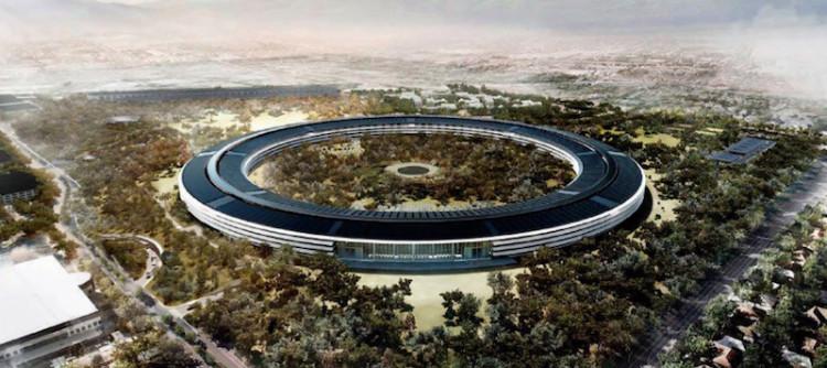 Apple investiert 850 Mio. Dollar in Solarstrom