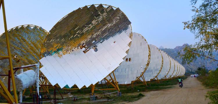 Photovoltaik-Markt in Indien kommt ins Rollen