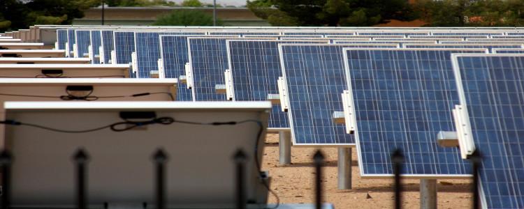 Solaranlagen mit Südausrichtung bleiben die beste Möglichkeit