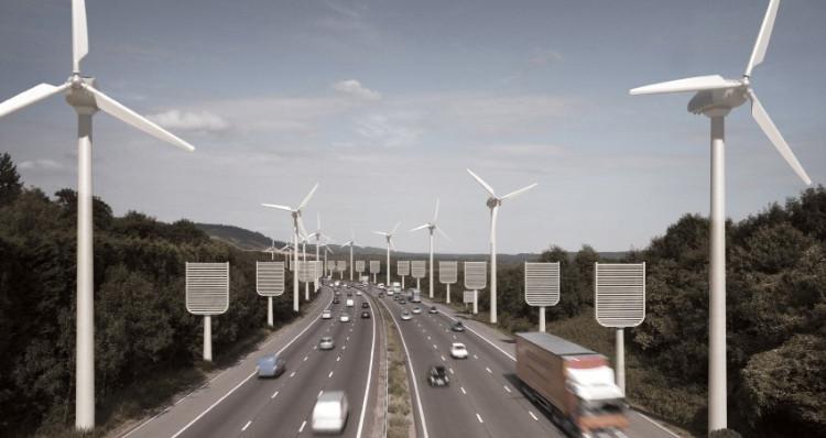 Synthetische Bäume zur Rettung des Klimas?