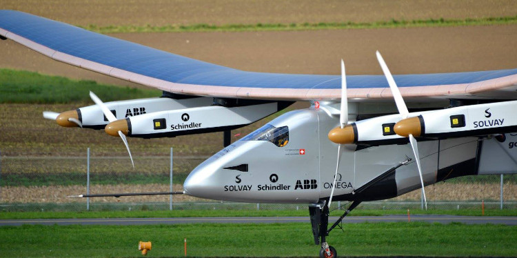 7.200 Kilometer: Solar-Flugzeug stellt Weltrekord auf