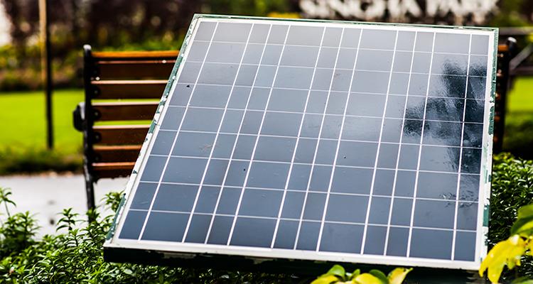 Ein zweites Leben für ausgediente Solarmodule
