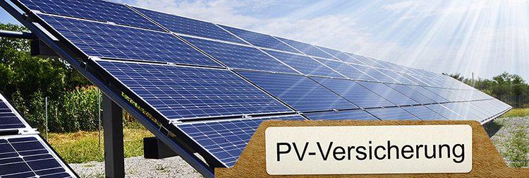 Maßgeschneiderte PV-Versicherung für Anlagenbetreiber
