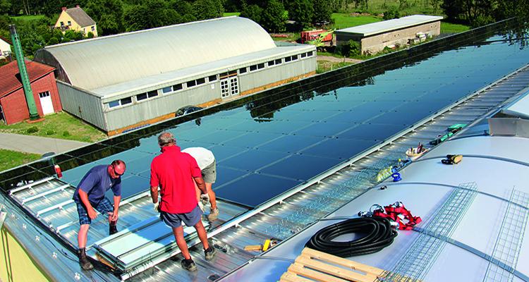 4 Gründe für den Kauf von Photovoltaik Turnkey-Anlagen