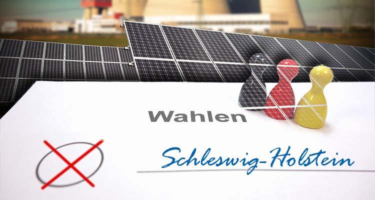 Wahl in Schleswig-Holstein: Die Standpunkte der Parteien in der Energiepolitik