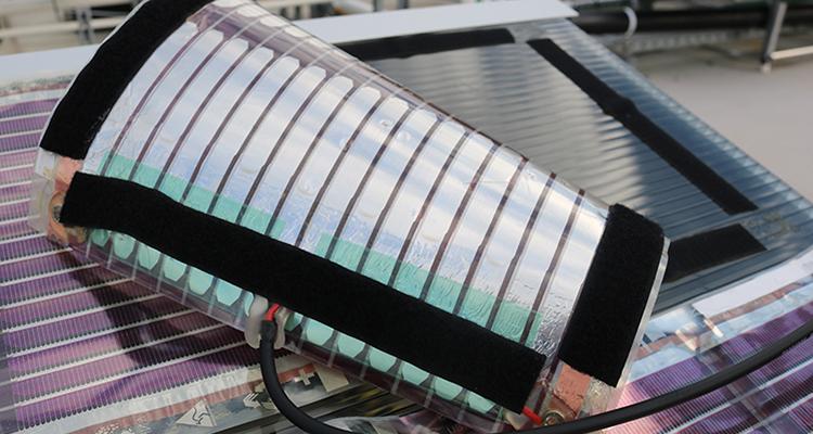 Elektronische Tinte: Solarmodule aus dem Drucker