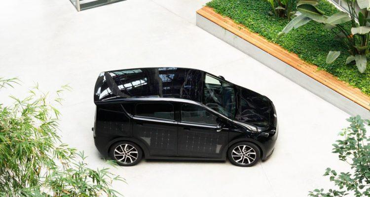 Sion: Startup aus München baut Elektroauto mit Solarmodulen