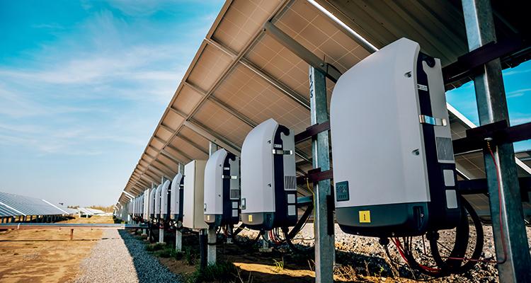 Der Wechselrichter – unverzichtbare Achillesferse einer Solaranlage