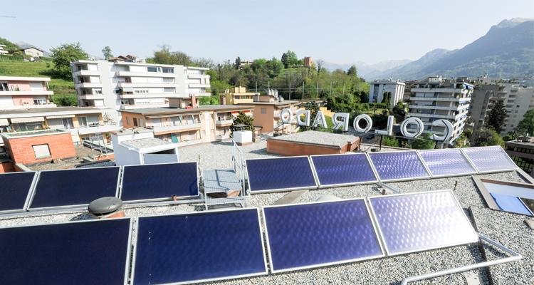Schweiz mit hohem Potenzial für die Photovoltaik