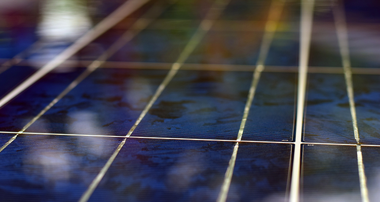 Kann das funktionieren? Solarzellen, die auch aus Regen Energie gewinnen