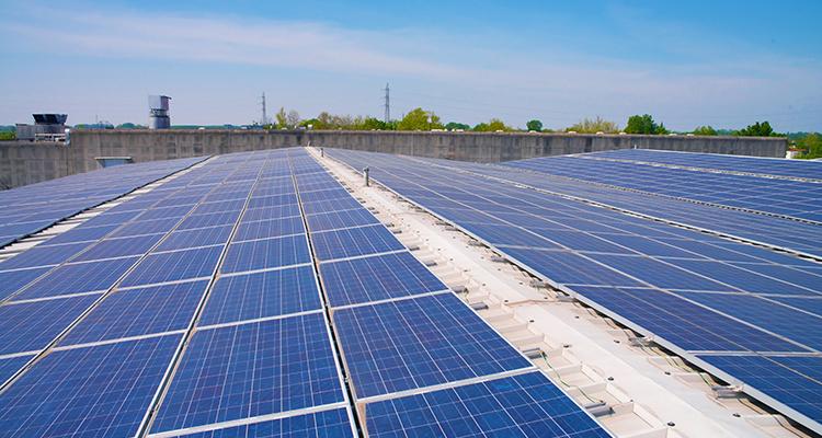 Rechnet sich: Rentabilität von gewerblichen PV-Anlagen steigt