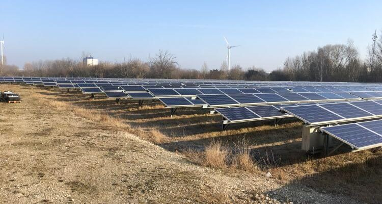 Photovoltaik Repowering: aus Alt mach Neu