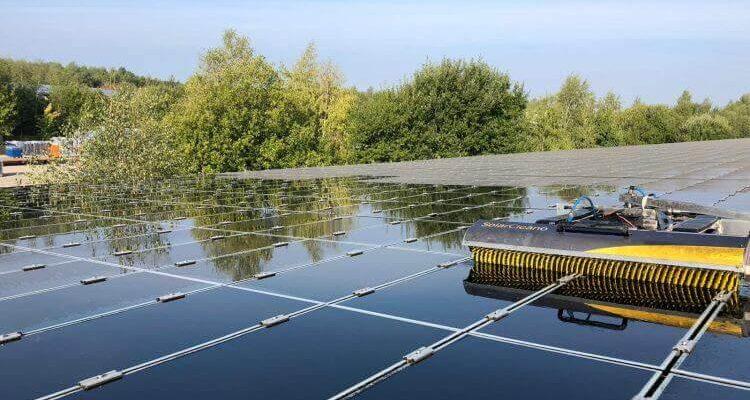 Wann rechnet sich eine Solarreinigung?