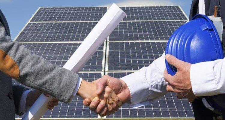 Verkauf einer Photovoltaikanlage