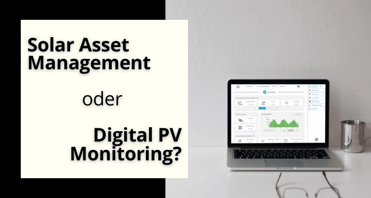 Betreiber-Tools: Monitoring oder Asset Management?