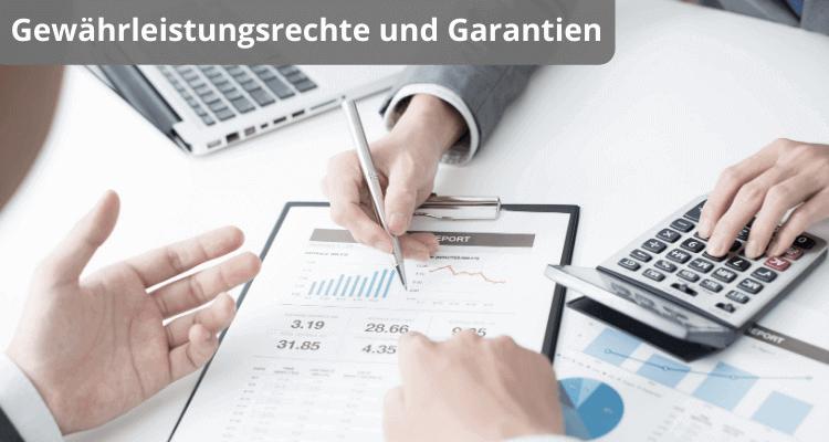 Wissenswertes zu PV-Anlagen Gewährleistungsrechten und Garantien