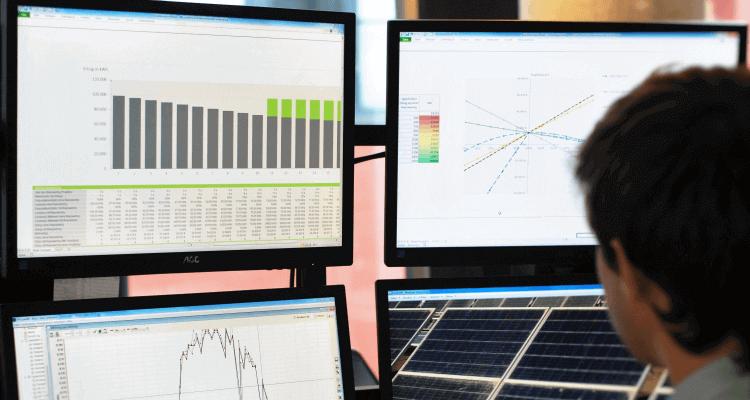 Kaufmännische Betriebsführung für PV-Anlagen