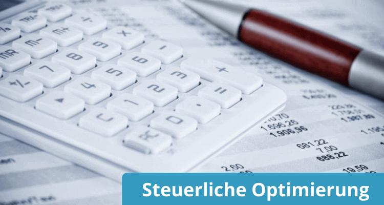 Steuerliche Optimierung für eine Photovoltaik-Investition